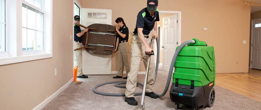 Denton, TX residential restoration cleaning